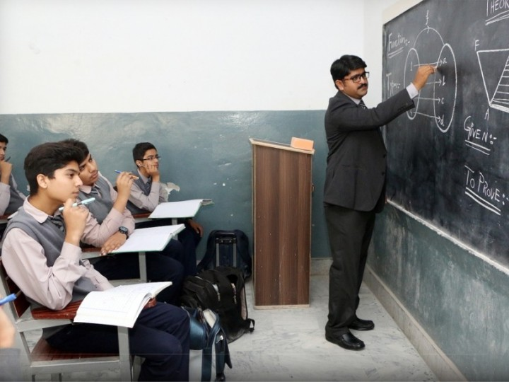 teaching strat